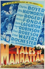 Tales of Manhattan is the best movie in Charles Boyer filmography.