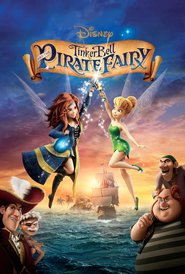 The Pirate Fairy - movie with Kevin Michael Richardson.