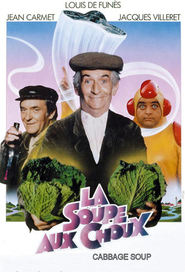 La soupe aux choux - movie with Louis de Funes.