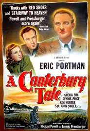 A Canterbury Tale - movie with Dennis Price.