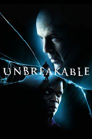 Unbreakable - movie with Samuel L. Jackson.