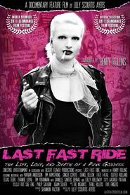 The Last Ride - movie with Kaley Cuoco-Sweeting.