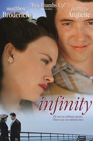 Infinity - movie with Matthew Broderick.