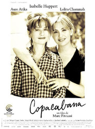 Copacabana is the best movie in Isabelle Huppert filmography.