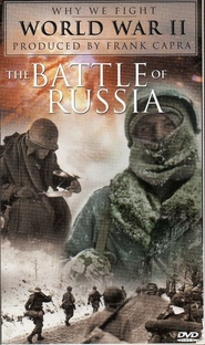 Film The Battle of Russia.