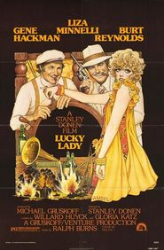 Lucky Lady is the best movie in Michael Hordern filmography.