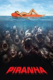 Piranha - movie with Christopher Lloyd.
