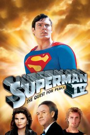 Superman IV: The Quest for Peace - movie with Margot Kidder.