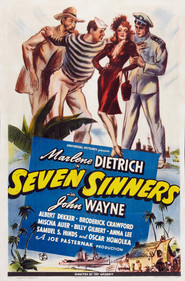 Seven Sinners is the best movie in Oskar Homolka filmography.