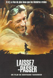 Laissez-passer is the best movie in Denis Podalydes filmography.