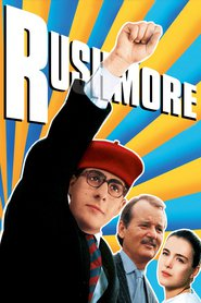 Rushmore - movie with Bill Murray.