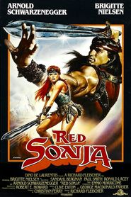Red Sonja - movie with Janet Agren.