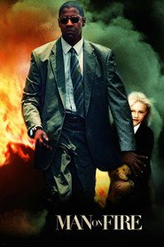 Man on Fire - movie with Denzel Washington.