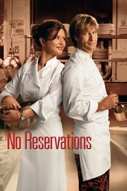 No Reservations - movie with Patricia Clarkson.