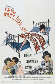 A Breath of Scandal is the best movie in Maurice Chevalier filmography.