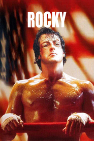 Rocky - movie with Sylvester Stallone.