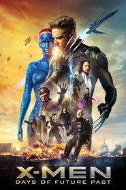 X-Men: Days of Future Past - movie with Michael Fassbender.