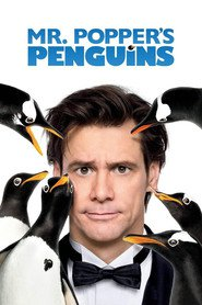Mr. Popper's Penguins - movie with Jim Carrey.