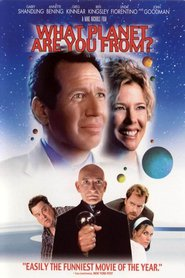 What Planet Are You From? - movie with John Goodman.