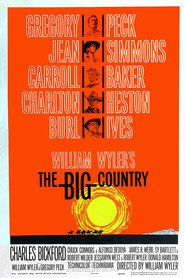 The Big Country is the best movie in Gene Simmons filmography.