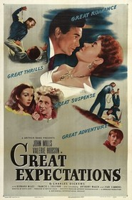 Great Expectations - movie with Martita Hunt.