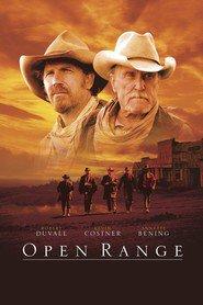 Film Open Range.