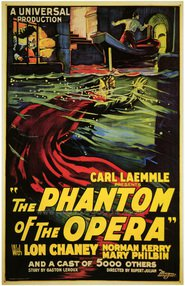 The Phantom of the Opera is the best movie in Snitz Edwards filmography.
