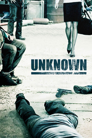 Unknown - movie with Clayne Crawford.