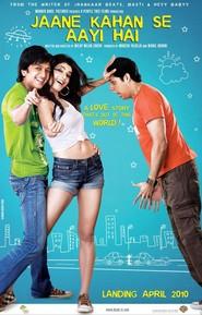 Jaane Kahan Se Aayi Hai is the best movie in Karan Johar filmography.