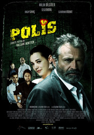 Polis - movie with Ozgu Namal.
