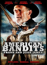 American Bandits: Frank and Jesse James - movie with Peter Sherayko.