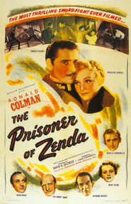The Prisoner of Zenda - movie with David Niven.