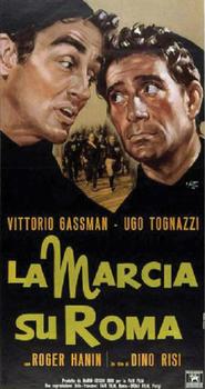La marcia su Roma is the best movie in Gerard Landry filmography.