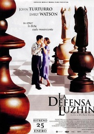 The Luzhin Defence - movie with Emily Watson.