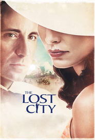 The Lost City - movie with Andy Garcia.