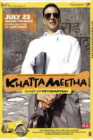 Khatta Meetha - movie with Johnny Lever.