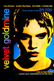 Velvet Goldmine - movie with Eddie Izzard.