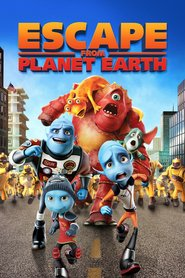 Escape from Planet Earth - movie with Sarah Jessica Parker.