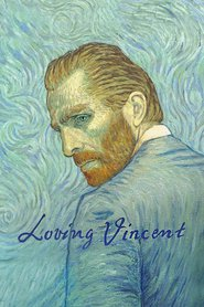 Loving Vincent - movie with John Sessions.