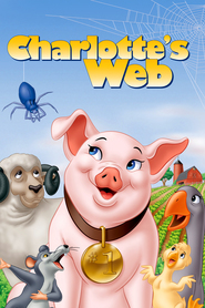 Charlotte's Web - movie with Agnes Moorehead.