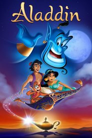 Animation movie Aladdin.