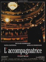 L'accompagnatrice is the best movie in Yelena Safonova filmography.