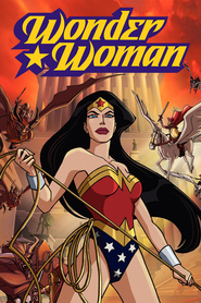 Animation movie Wonder Woman.