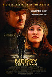 The Merry Gentleman - movie with Michael Keaton.