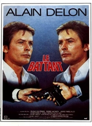 Le battant - movie with Alain Delon.