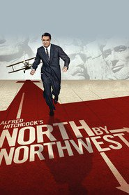 North by Northwest - movie with Leo G. Carroll.