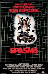 Spasms is the best movie in Al Waxman filmography.