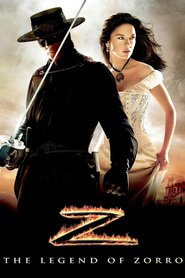 The Legend of Zorro - movie with Antonio Banderas.