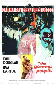 The Gamma People is the best movie in Walter Rilla filmography.