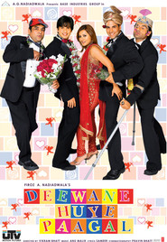 Deewane Huye Paagal - movie with Johnny Lever.